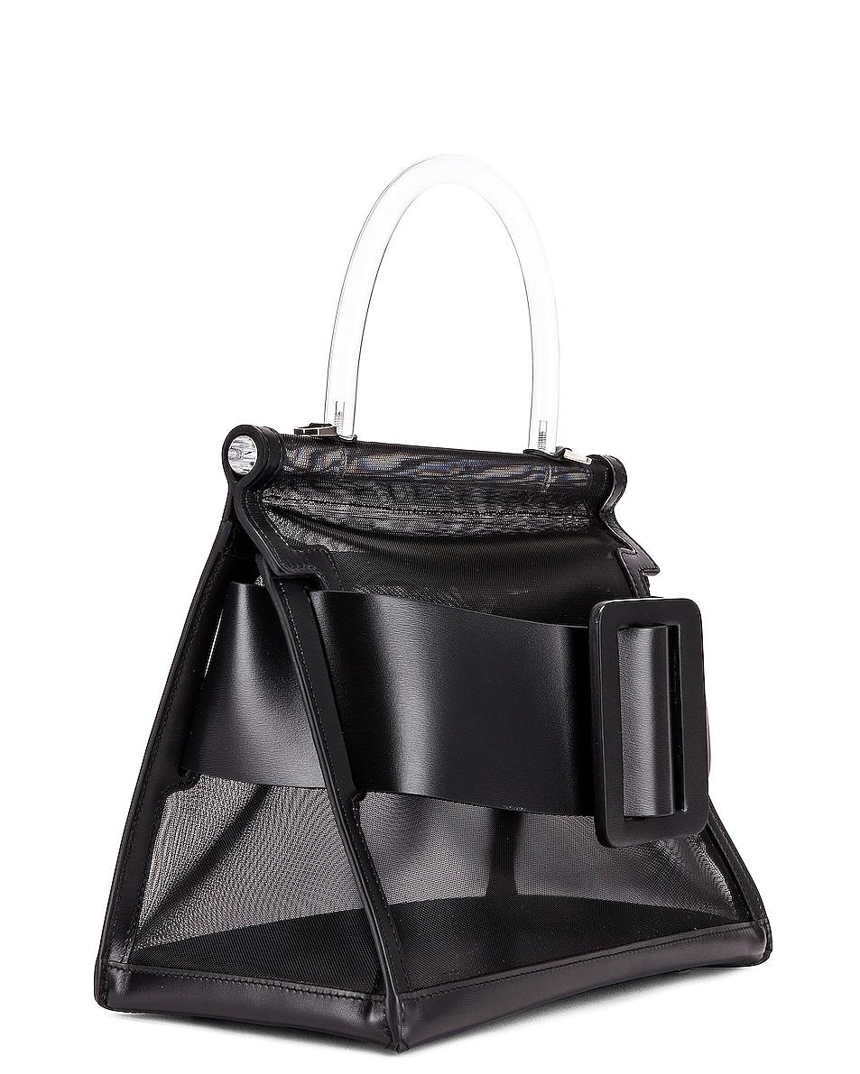 Image 4 of Boyy Karl Bag in Black & Black
