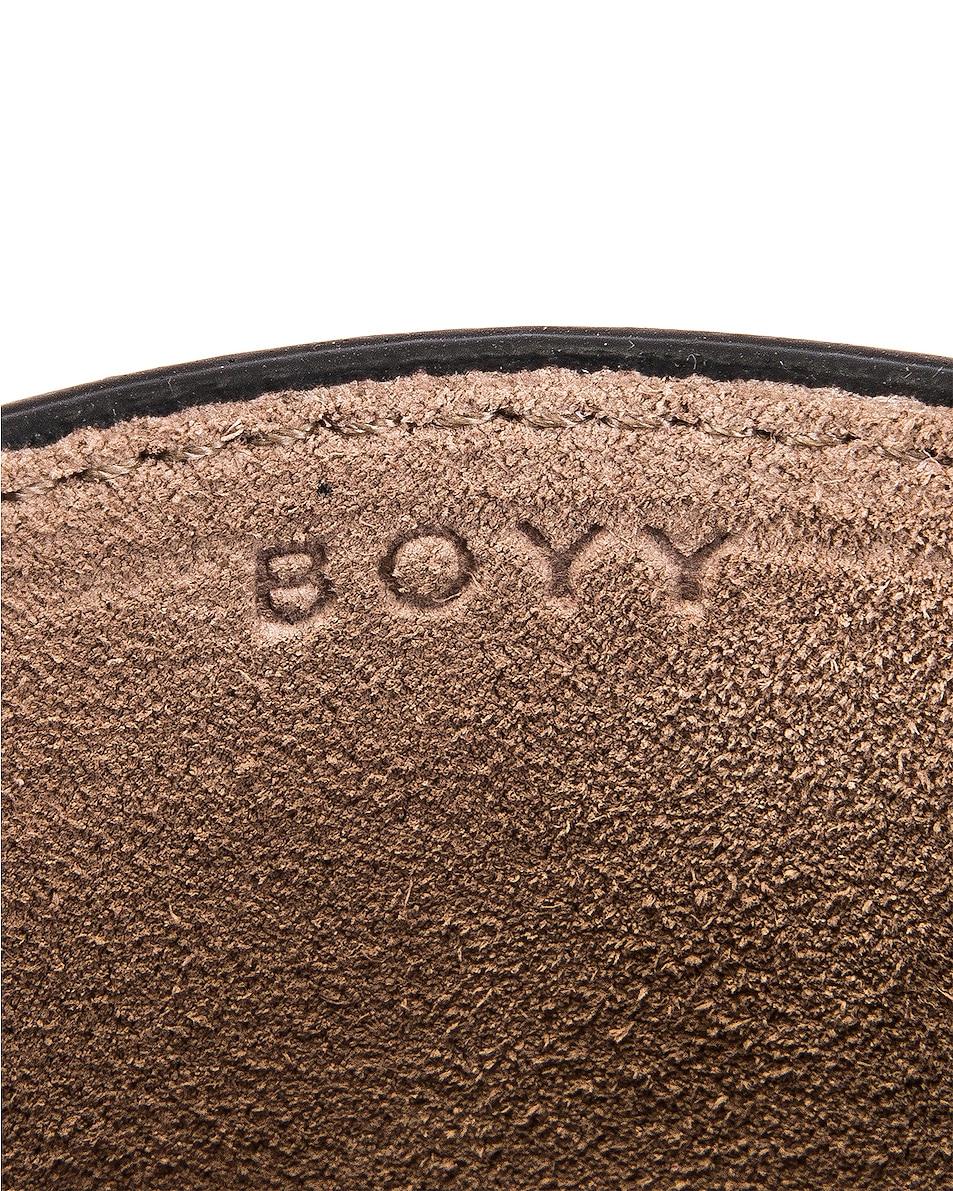 Image 7 of Boyy Bobby Charm with Strap in Ecru