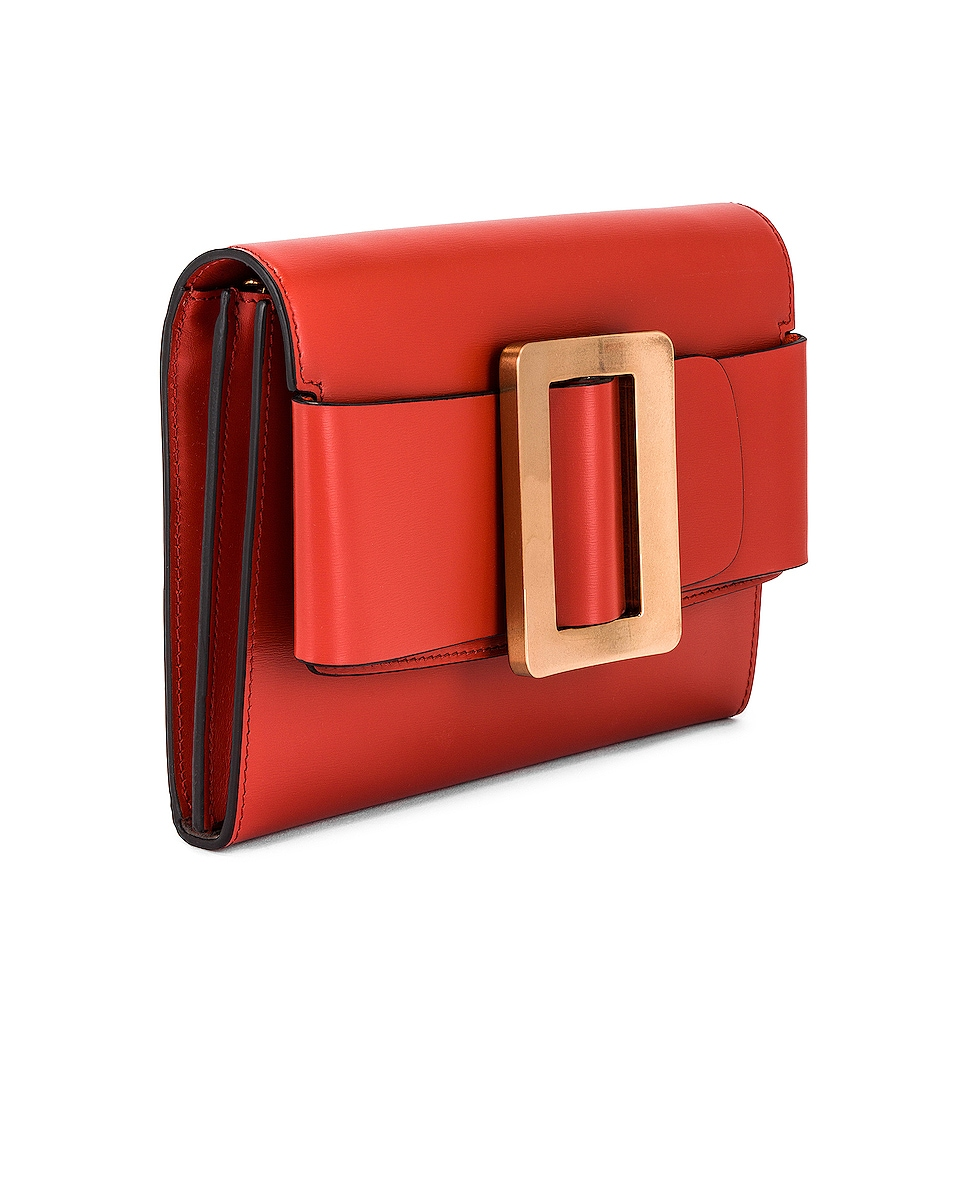 Image 4 of Boyy Buckle Travel Case in San Marzano Red
