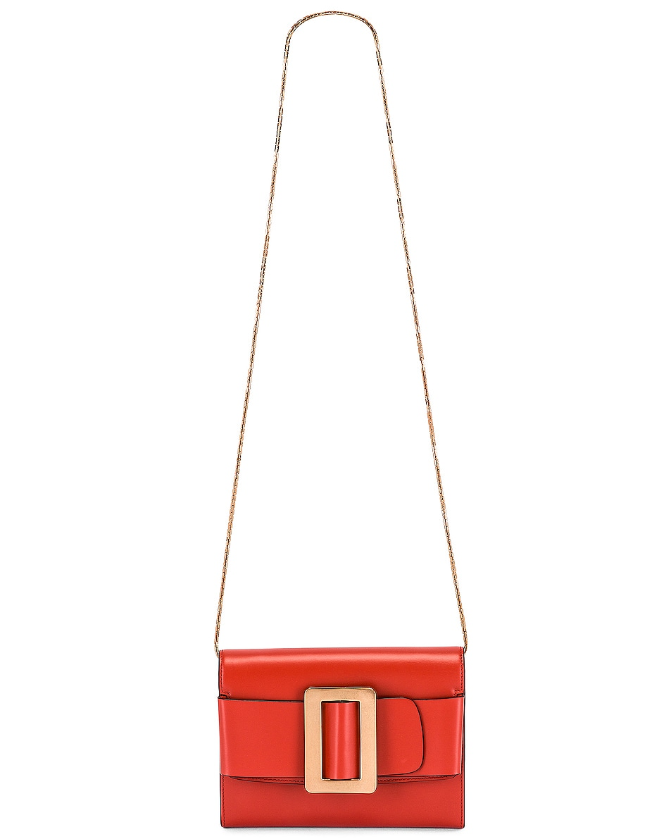 Image 6 of Boyy Buckle Travel Case in San Marzano Red