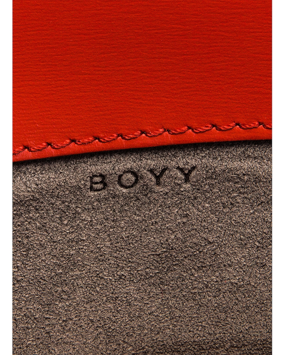 Image 7 of Boyy Buckle Travel Case in San Marzano Red