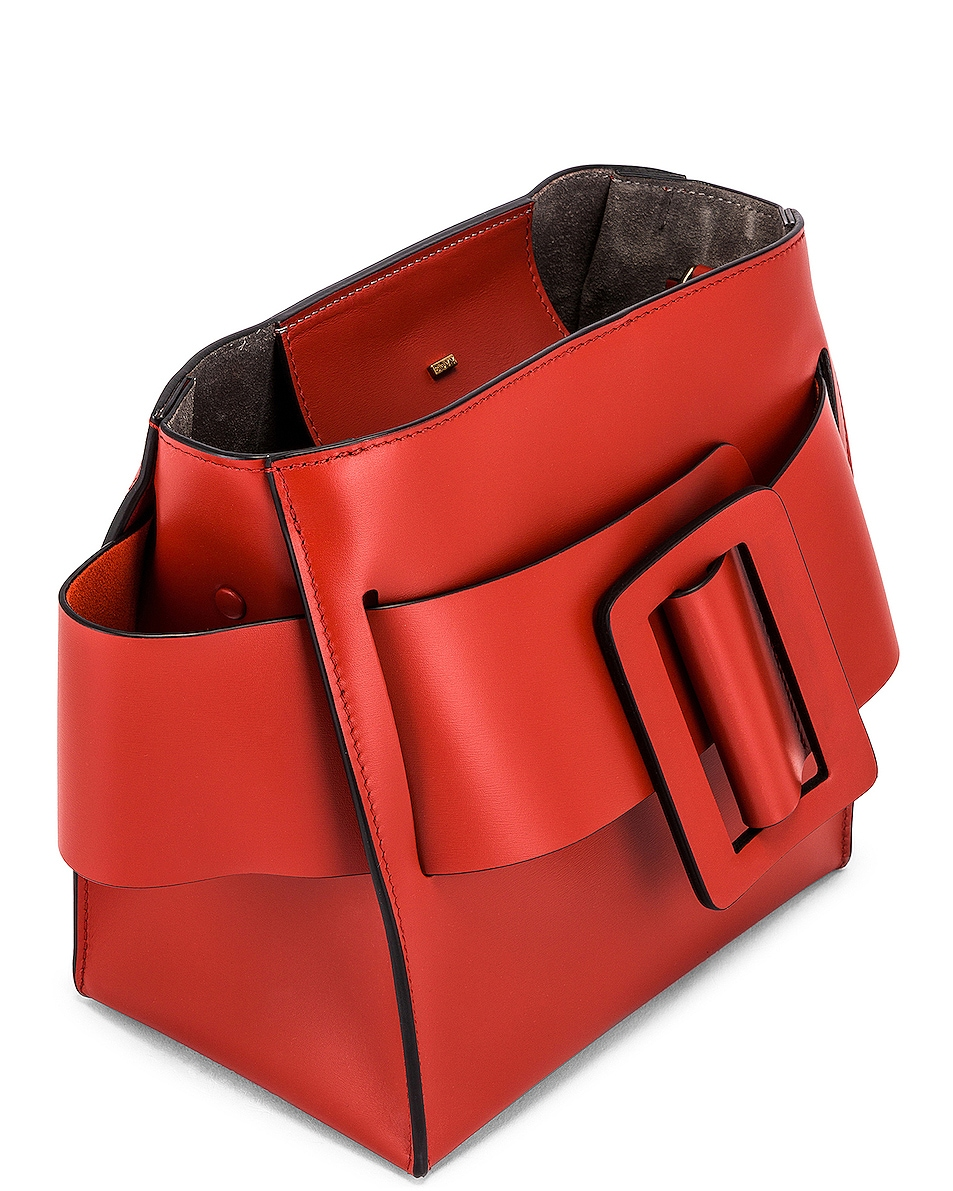 Image 5 of Boyy Devon 21 Bag in San Marzano Red