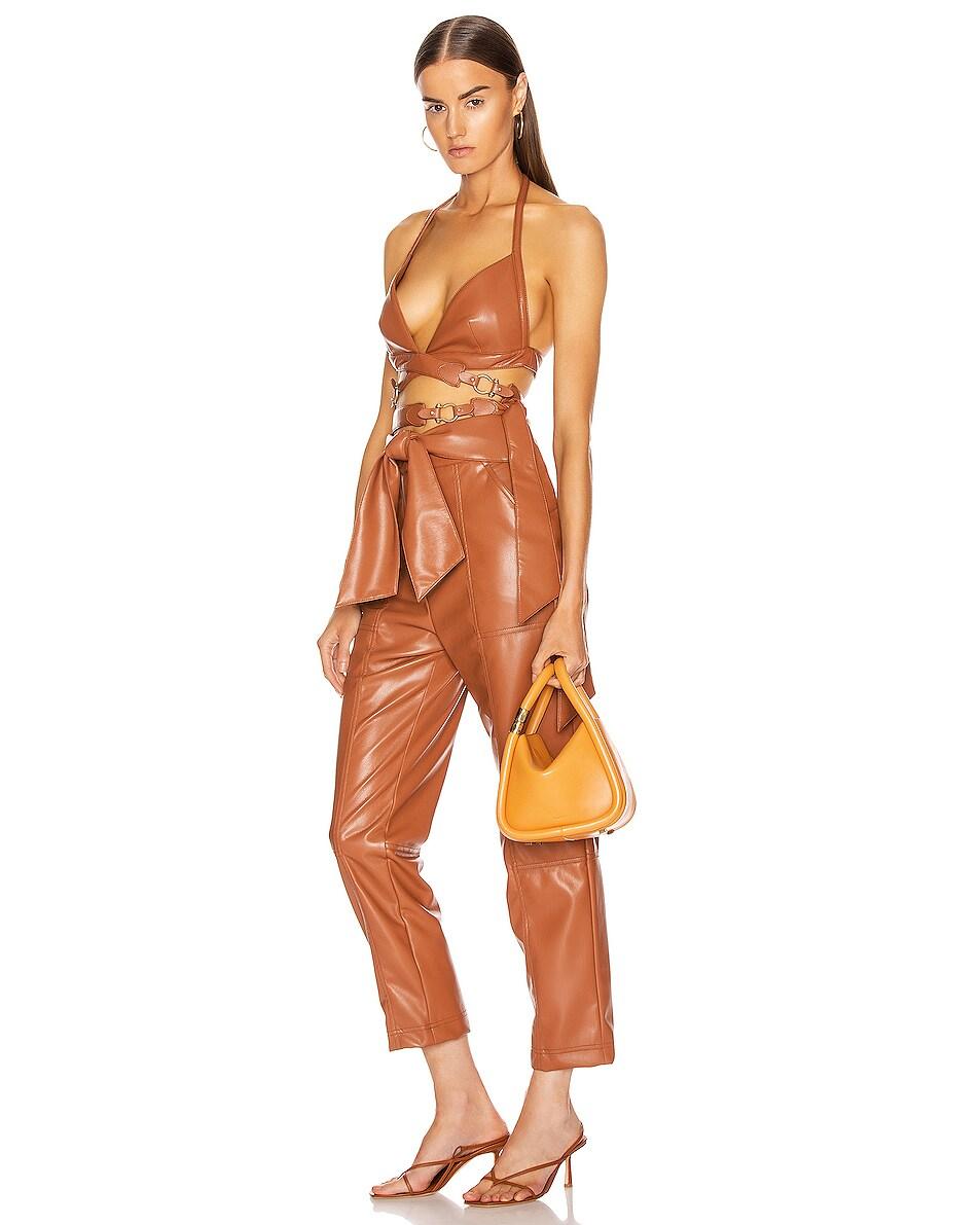 Image 2 of Boyy Wonton 20 Bag in Saffron
