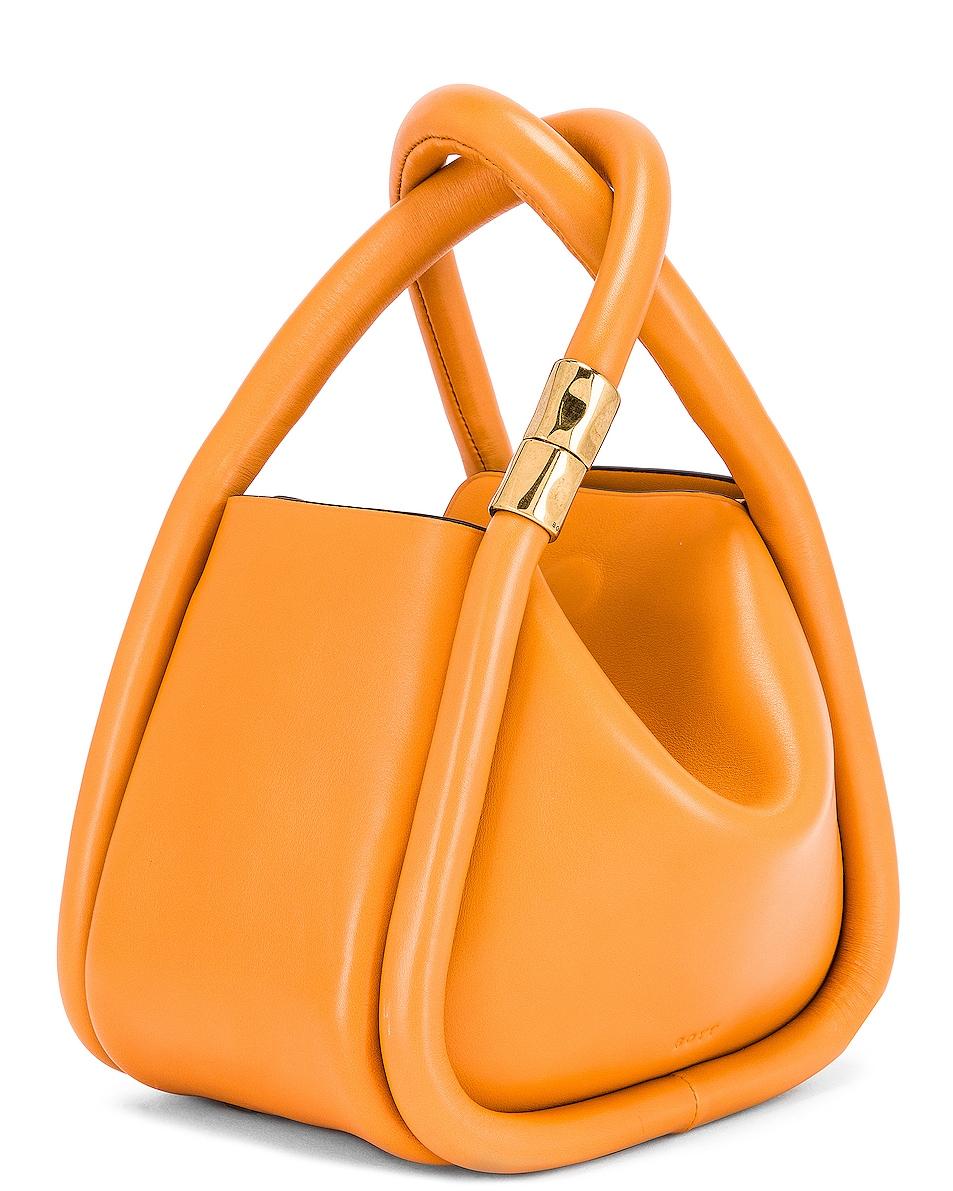 Image 4 of Boyy Wonton 20 Bag in Saffron