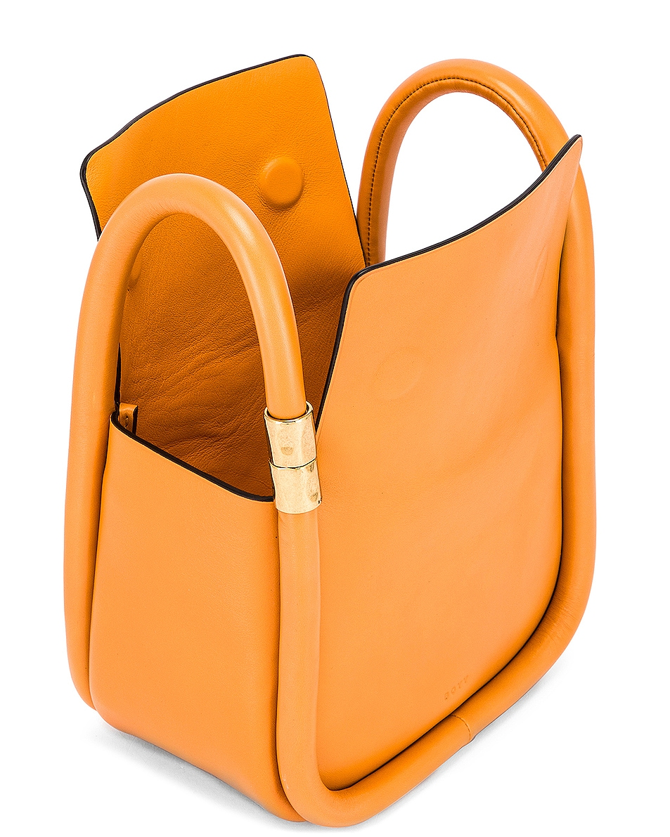 Image 5 of Boyy Wonton 20 Bag in Saffron