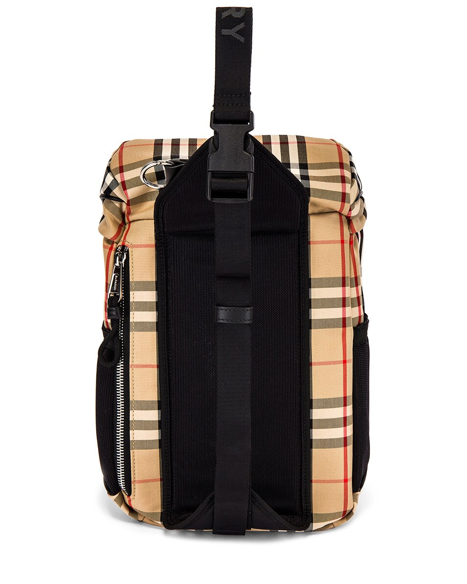 Image 2 of Burberry Belt Pack Bum Bag in Archive Beige