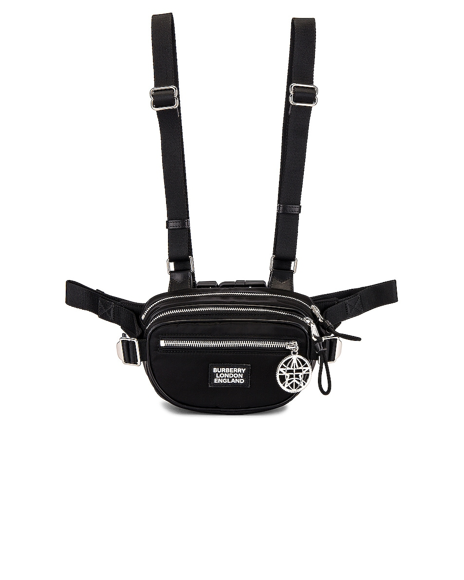 Image 1 of Burberry Cannon Backpack in Black