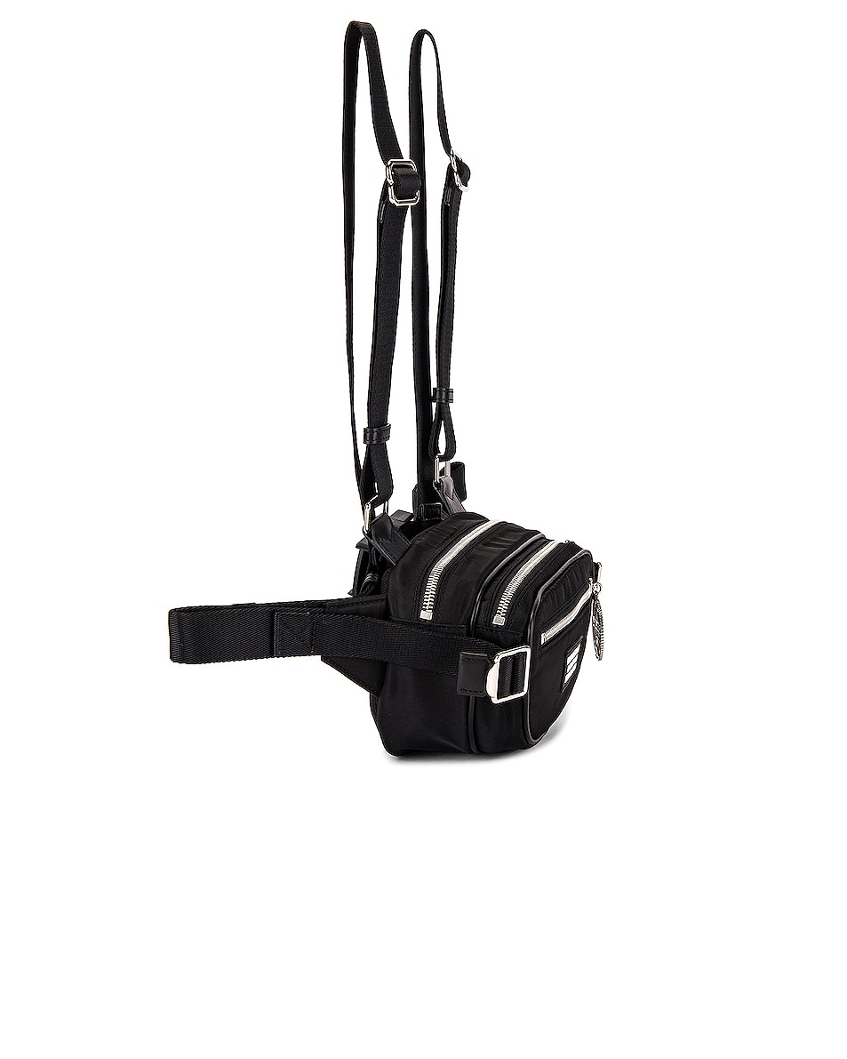 Image 4 of Burberry Cannon Backpack in Black