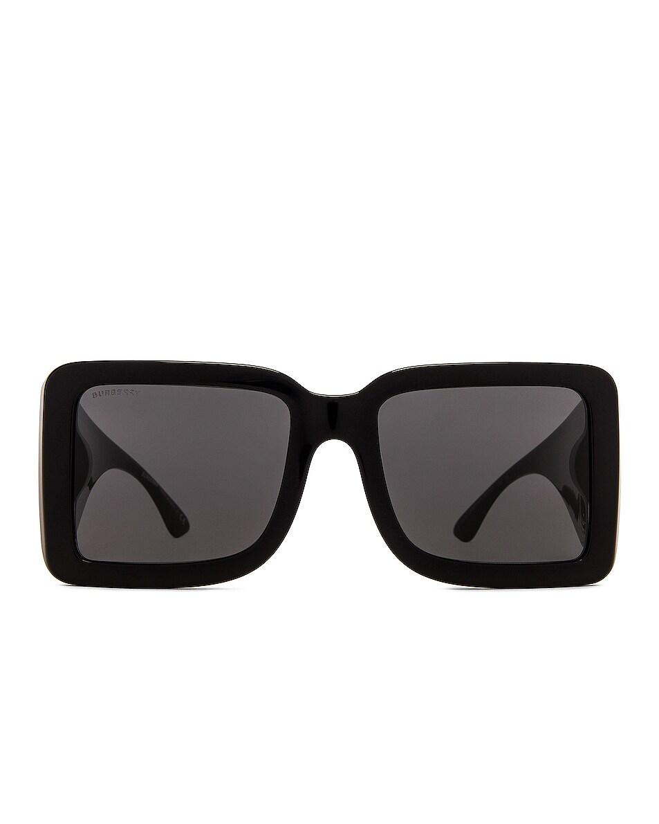 Image 1 of Burberry B.Spirit Sunglasses in Black