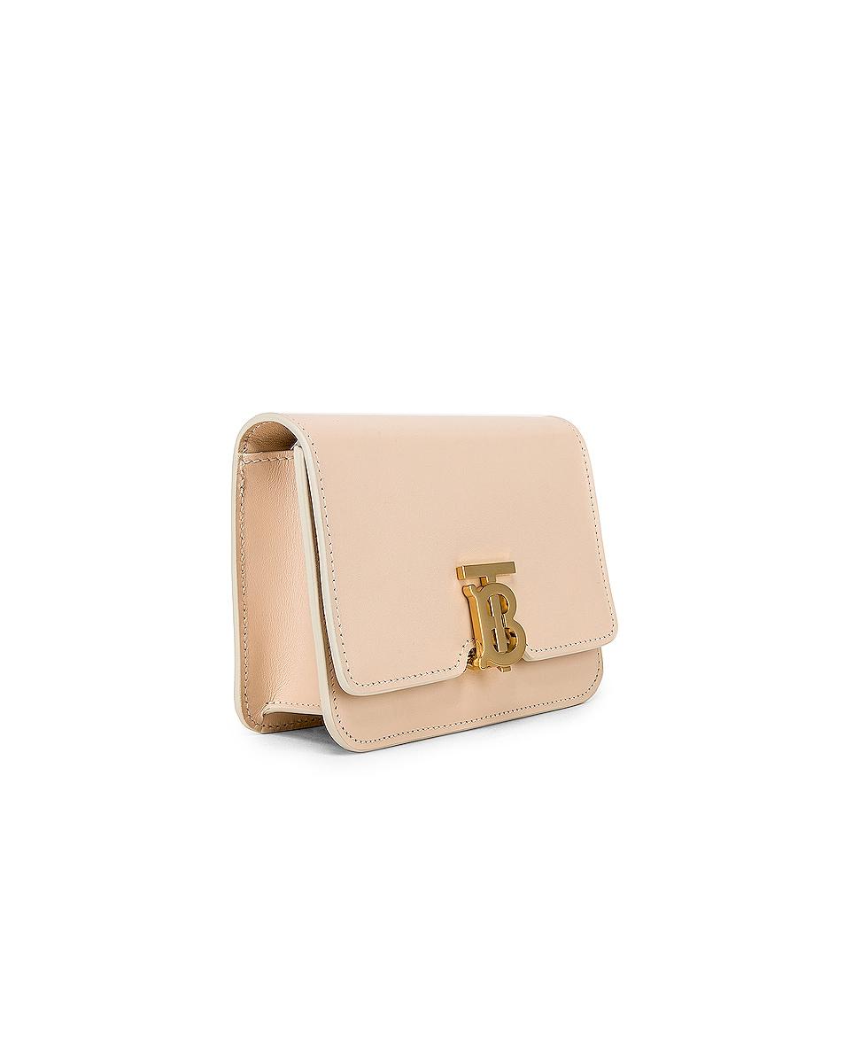 Image 4 of Burberry Bum Belt Bag in Vanilla