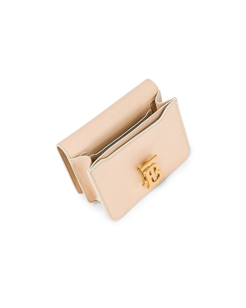 Image 5 of Burberry Bum Belt Bag in Vanilla
