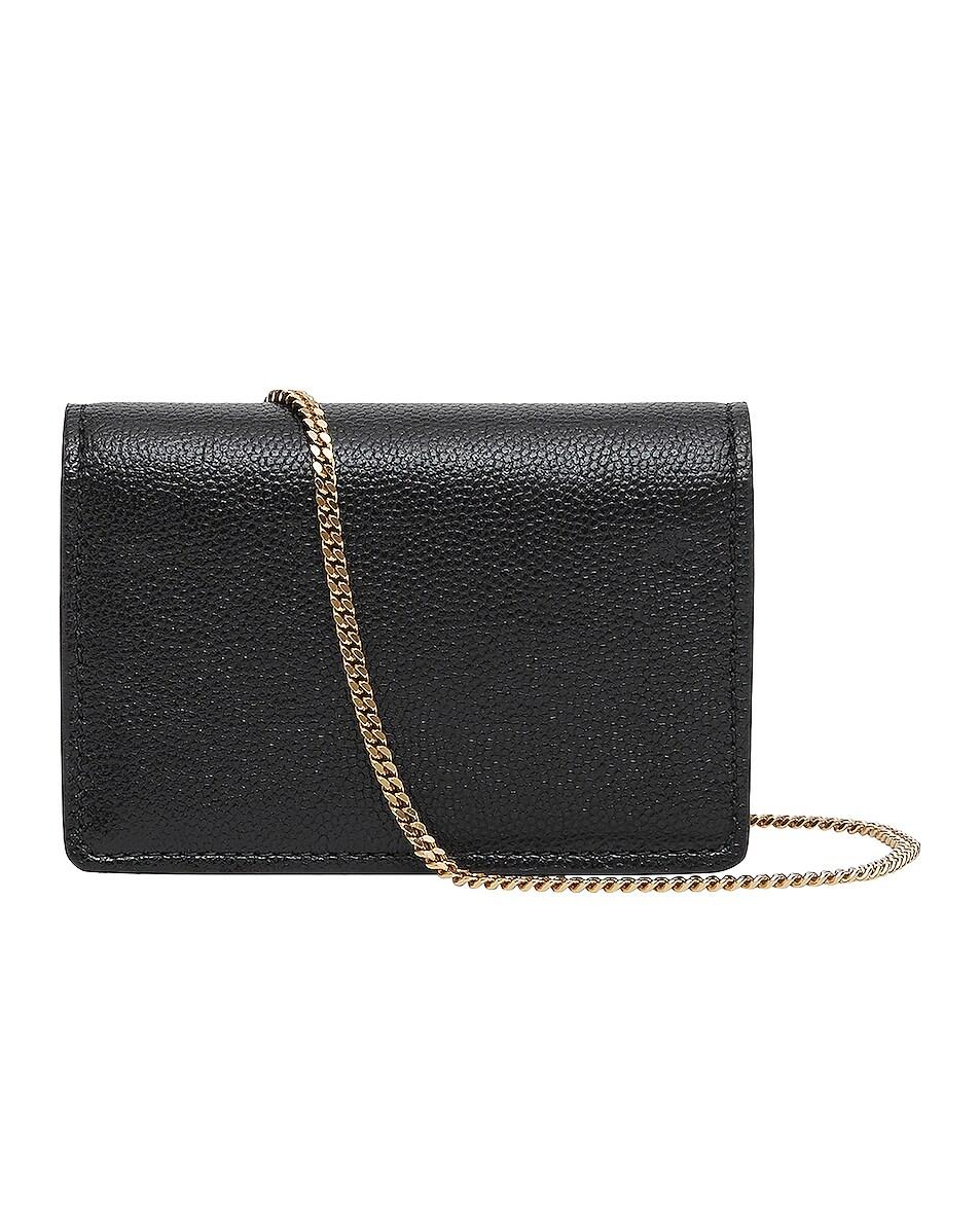 Image 3 of Burberry Jessie Card Case Crossbody Bag in Black