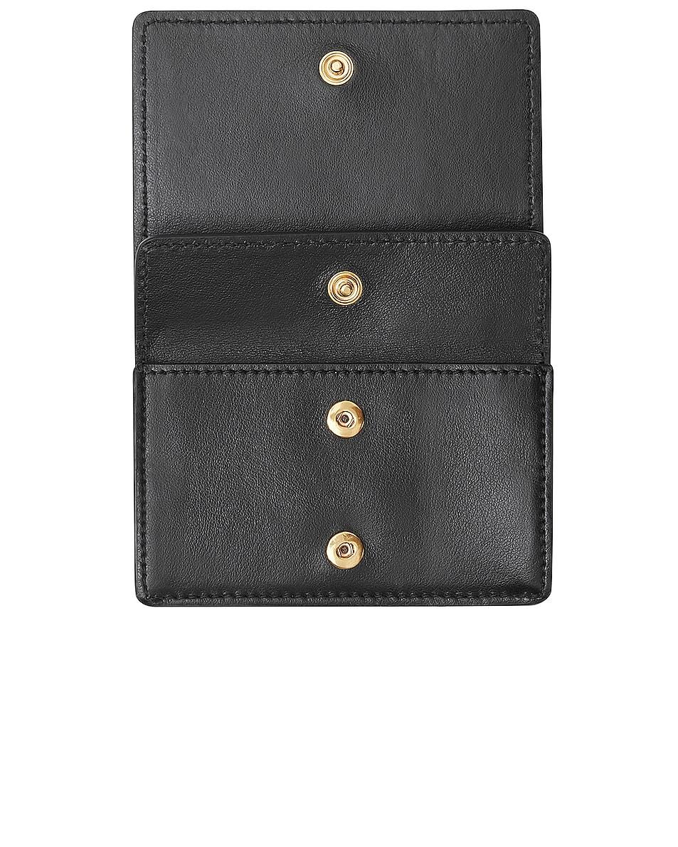 Image 5 of Burberry Jessie Card Case Crossbody Bag in Black