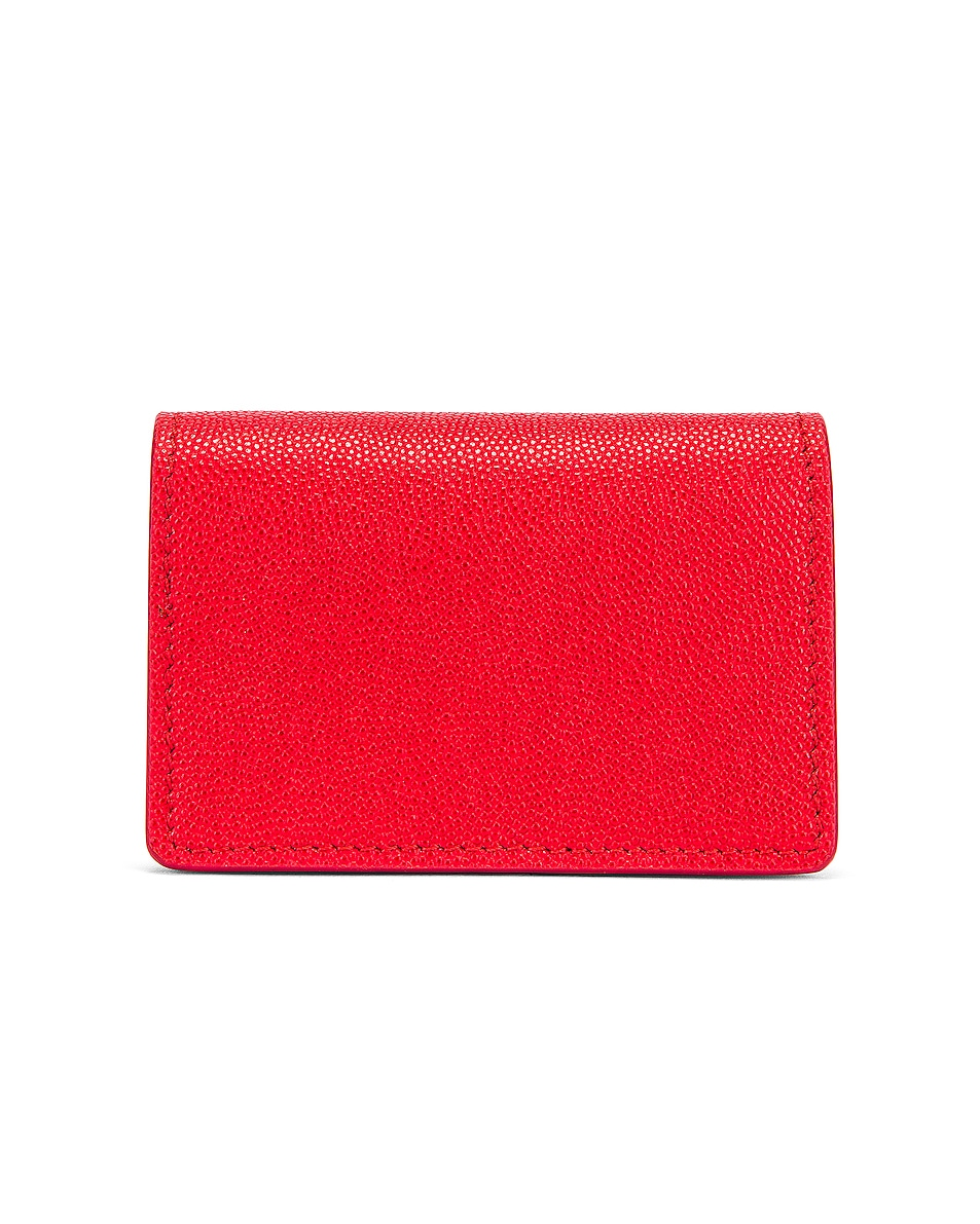 Image 3 of Burberry Jessie Card Case Crossbody Bag in Bright Red