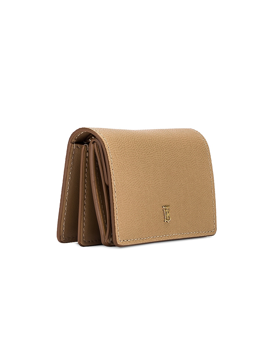 Image 4 of Burberry Jessie Card Case Crossbody Bag in Archive Beige