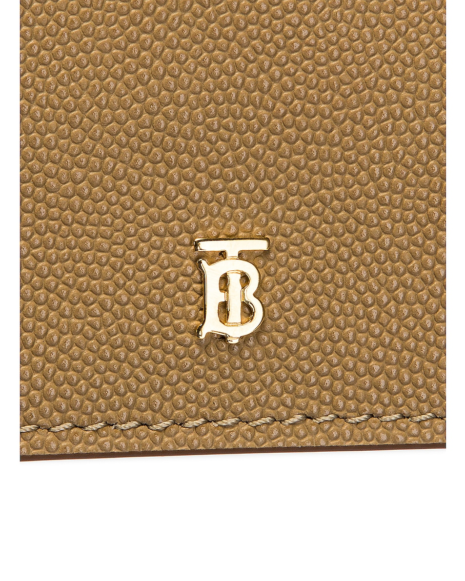 Image 8 of Burberry Jessie Card Case Crossbody Bag in Archive Beige