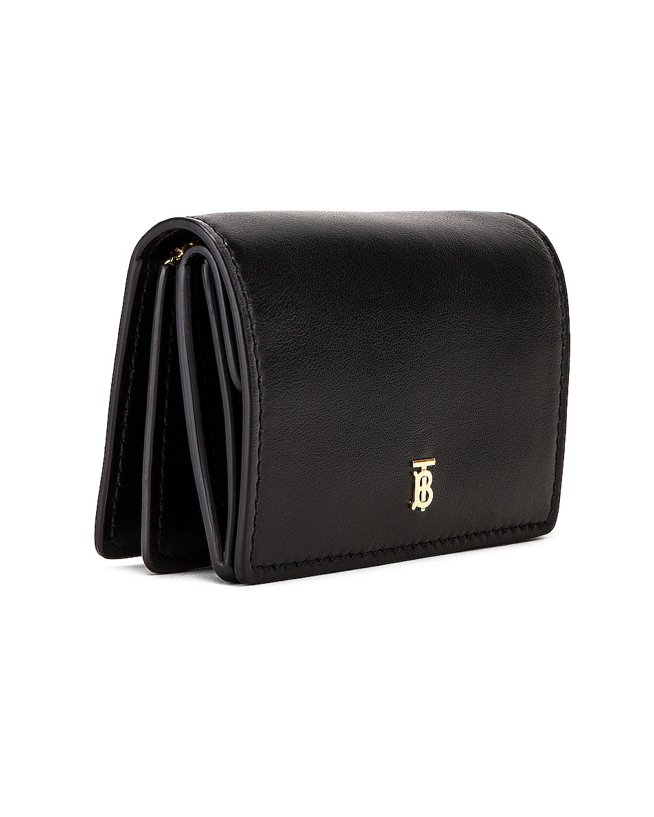 Image 4 of Burberry Jessie Crossbody Bag in Black