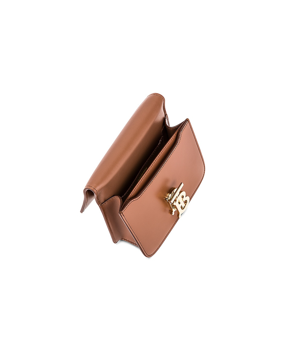 Image 5 of Burberry Bum Belt Bag in Malt Brown