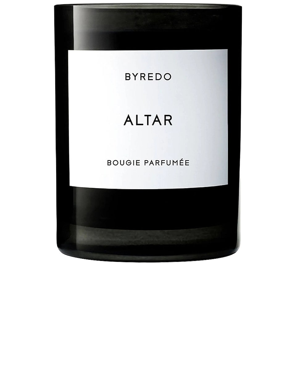 Image 1 of Byredo Altar Scented Candle in Altar