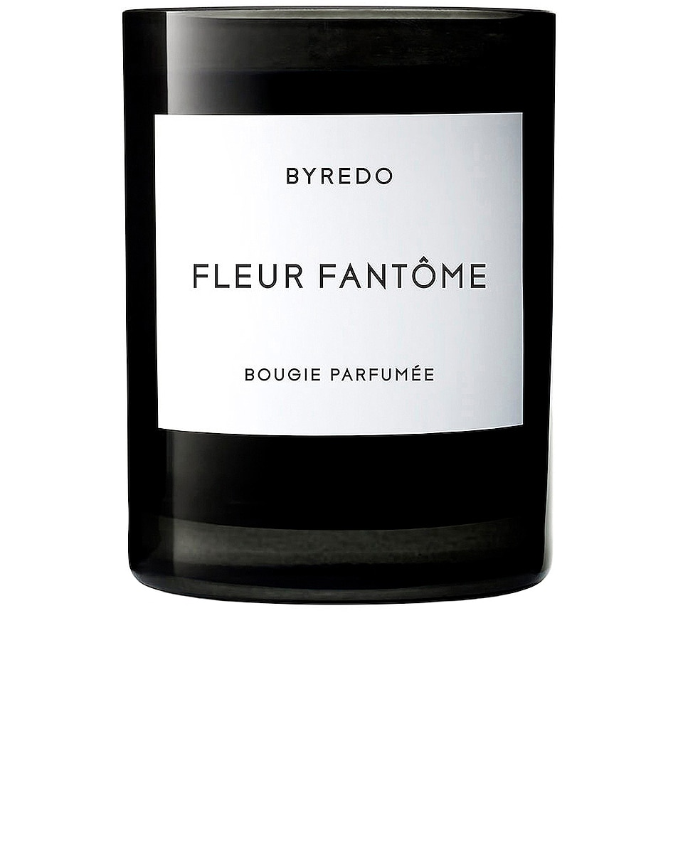 Image 1 of Byredo Fleur Fantome Candle in
