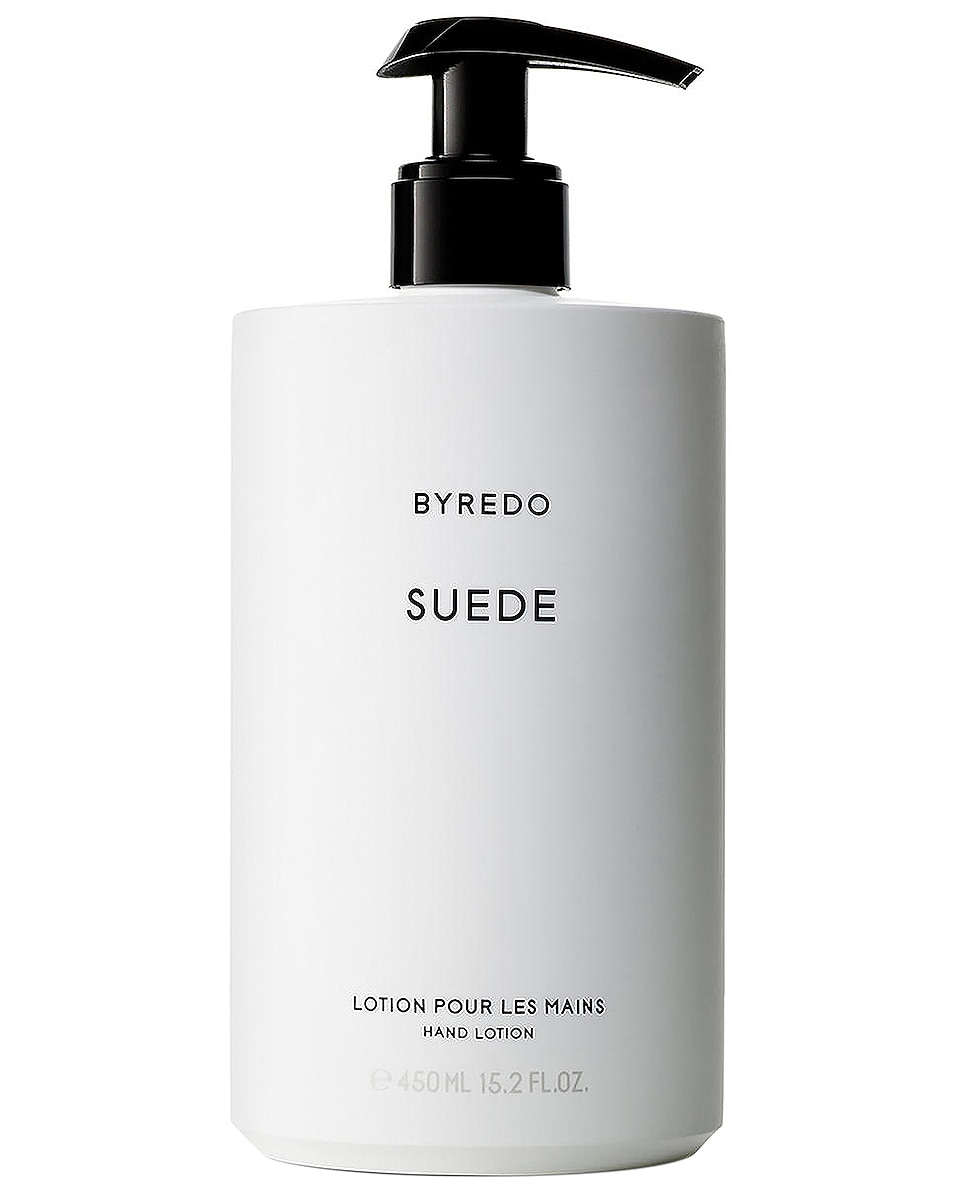 Image 1 of Byredo Suede Hand Lotion in