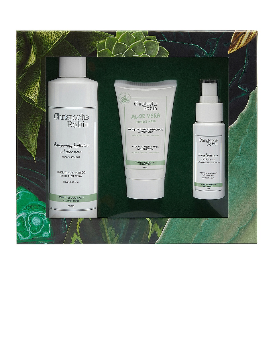 Image 1 of Christophe Robin Hydrating Gift Set in
