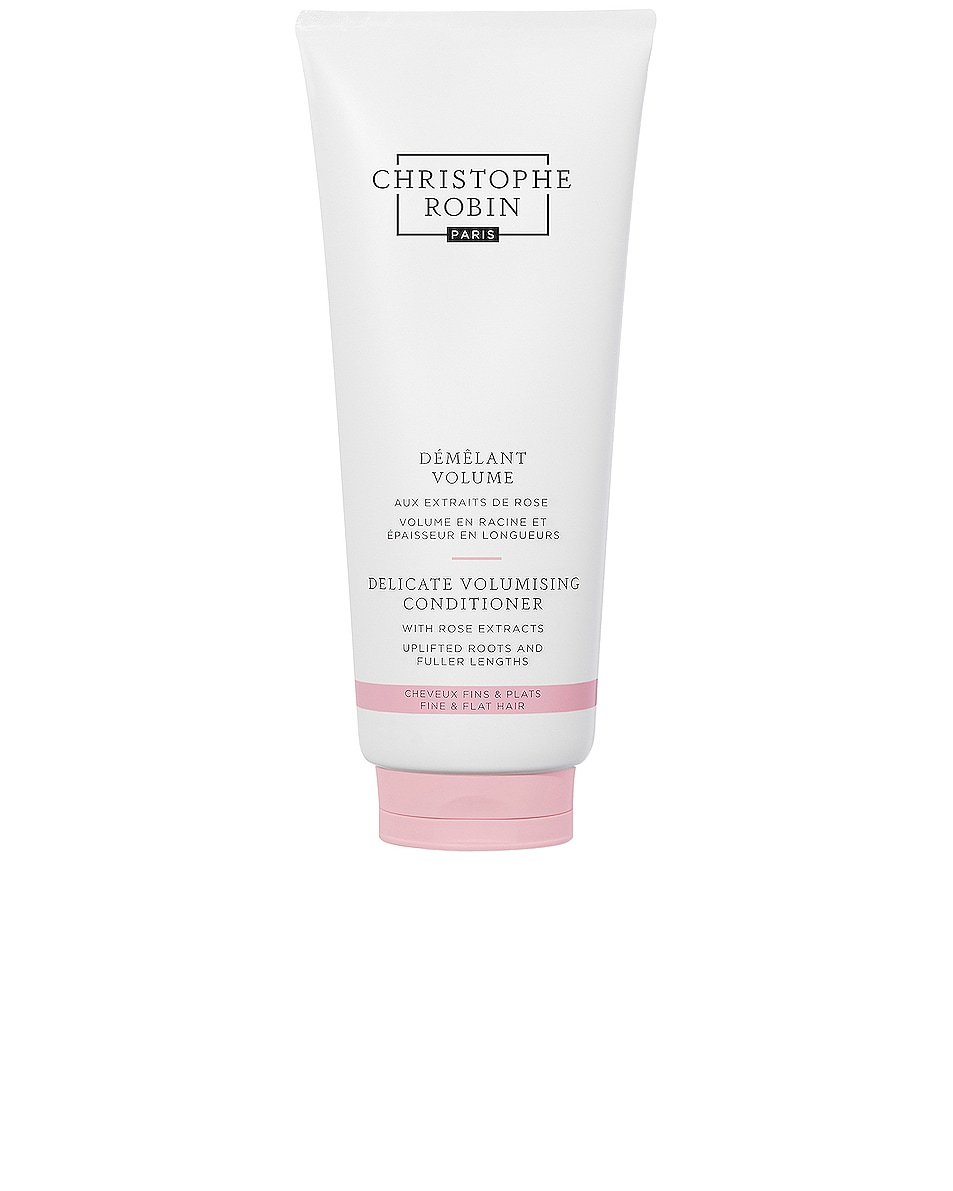 Image 1 of Christophe Robin Delicate Volume Conditioner with Rose Extracts in