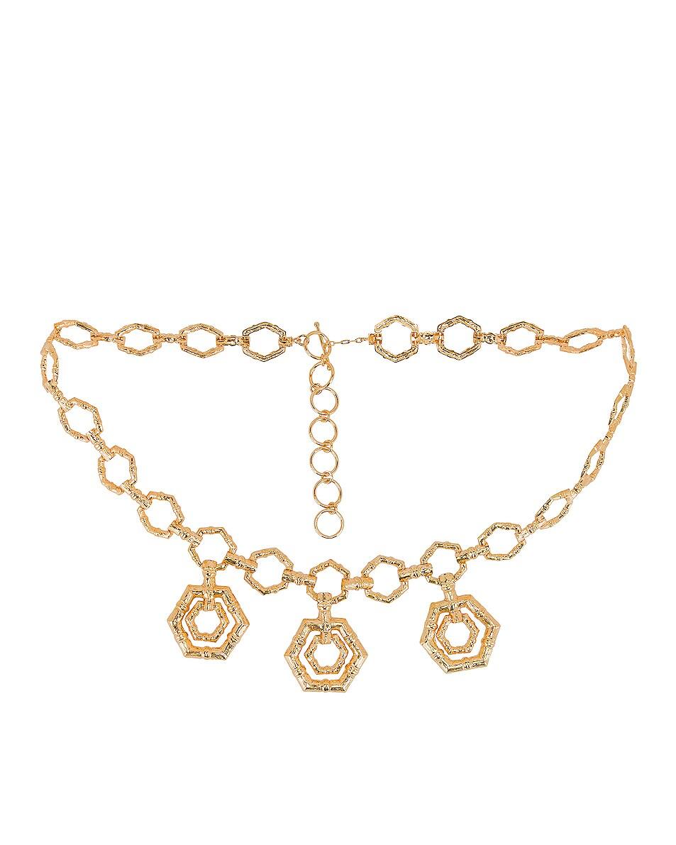 Image 1 of Christie Nicolaides Rocio Belt in Gold