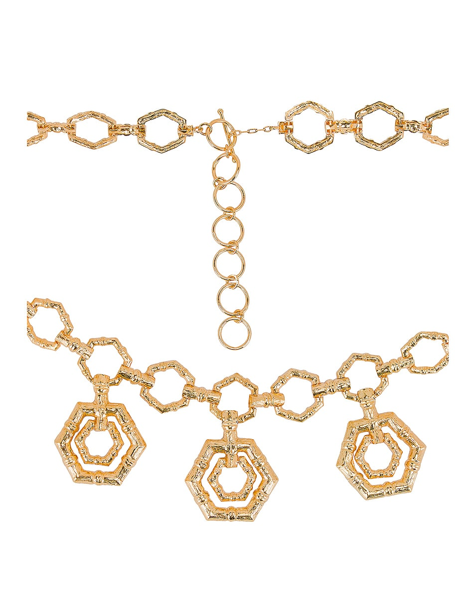Image 2 of Christie Nicolaides Rocio Belt in Gold
