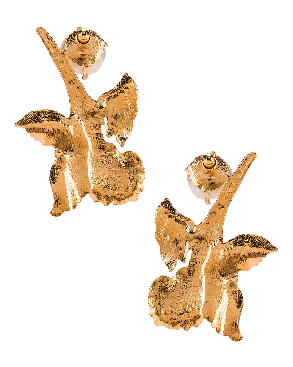 Image 4 of Christie Nicolaides Earrings in Gold