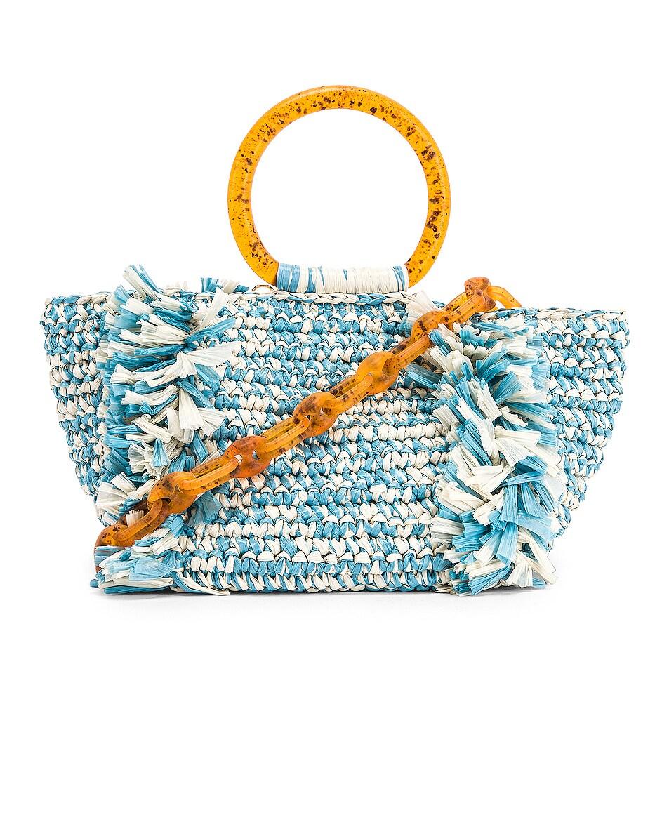 Image 1 of Carolina Santo Domingo Corallina in Bi Color Blue