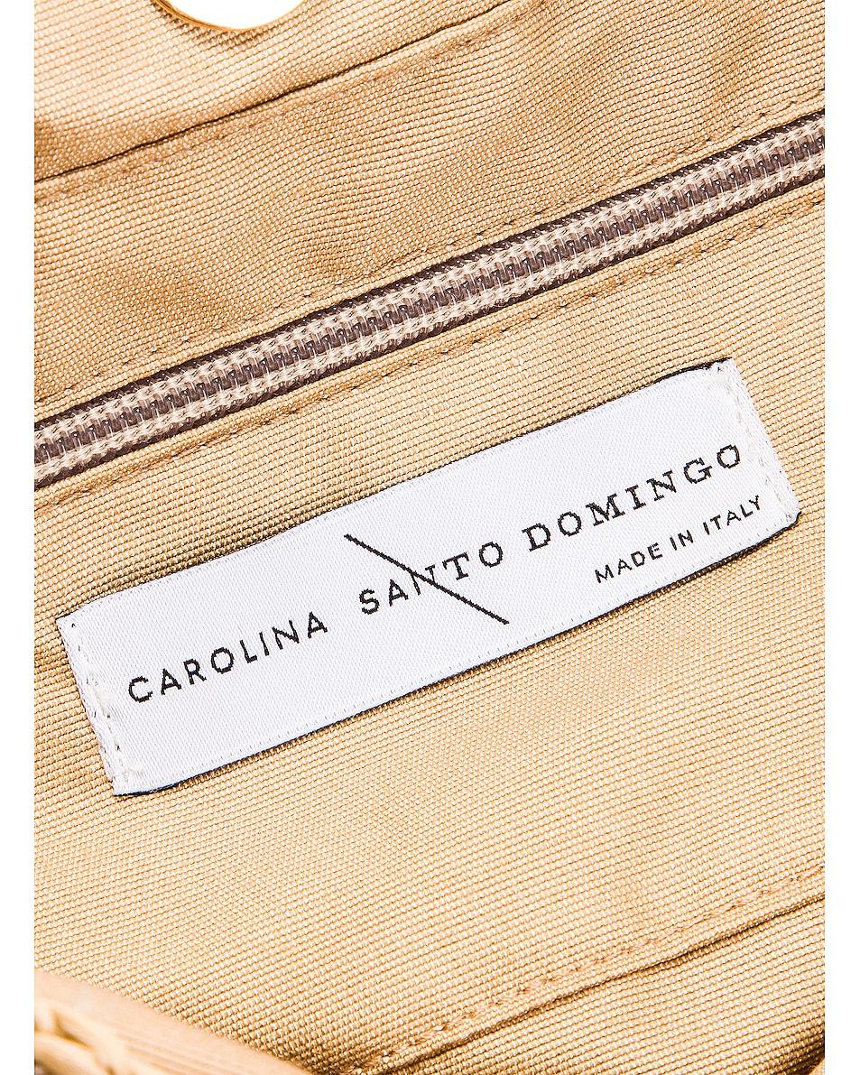 Image 6 of Carolina Santo Domingo Corallina Bag in Straw