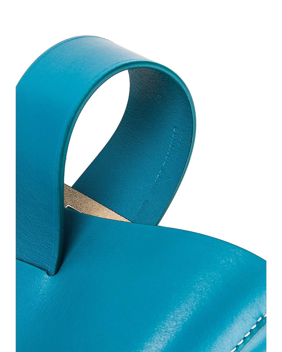 Image 7 of Carolina Santo Domingo Amphora Mini in Turquoise