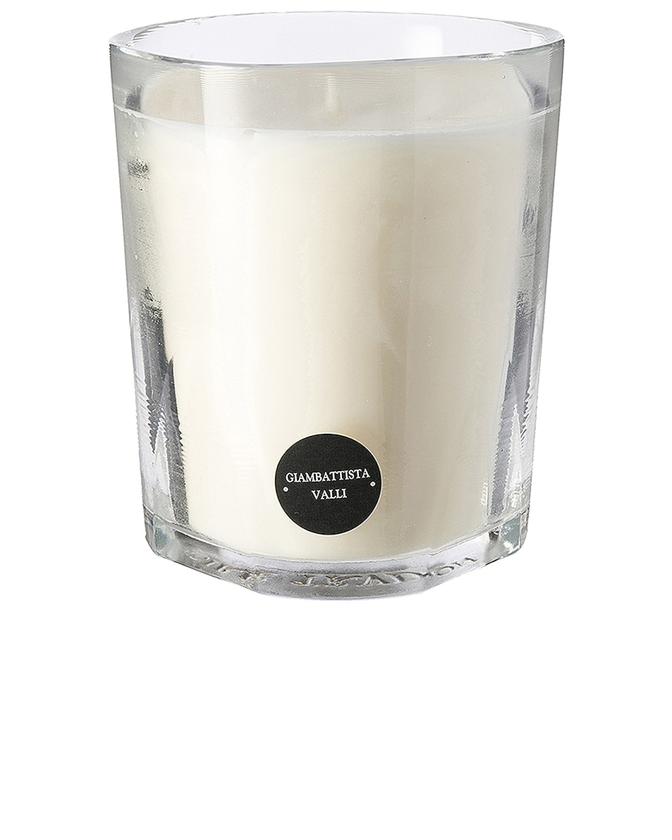 Image 3 of Cire Trudon x Giambattista Valli Rose Poivree Classic Scented Candle in Rose Poivree