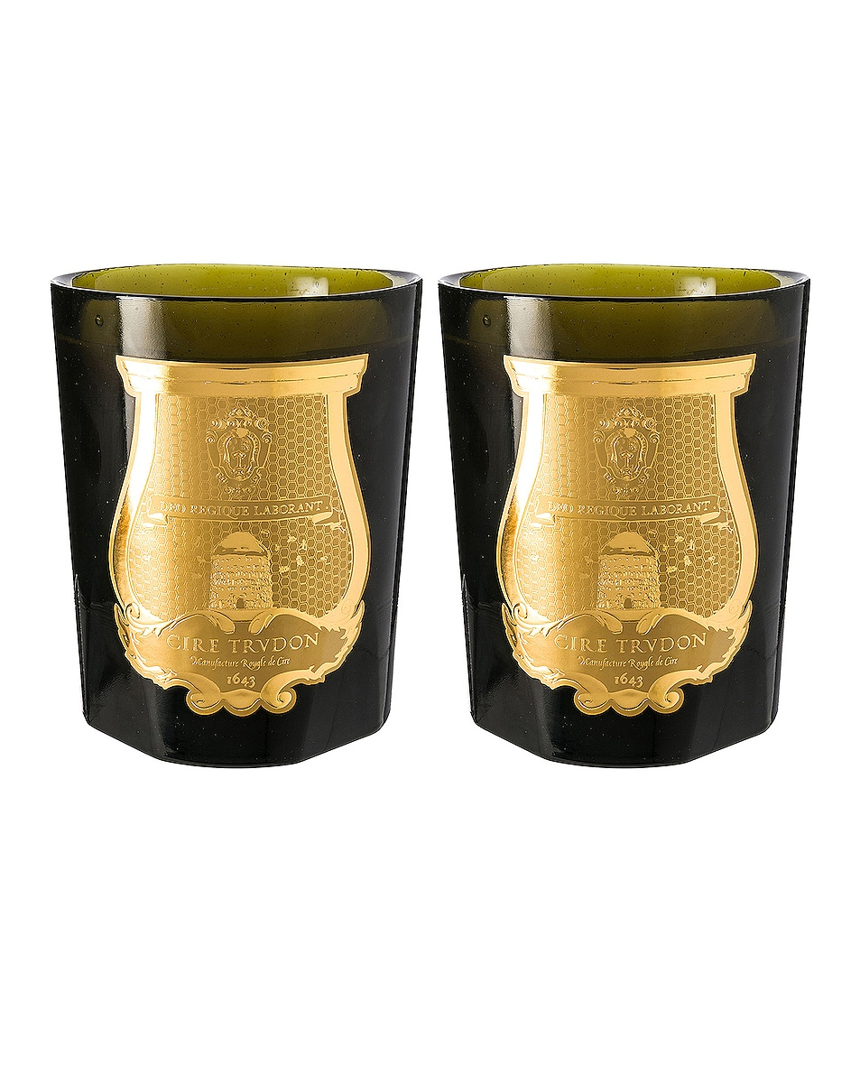 Image 1 of Cire Trudon Imperial Scents Set in Cyrnos & Josephine