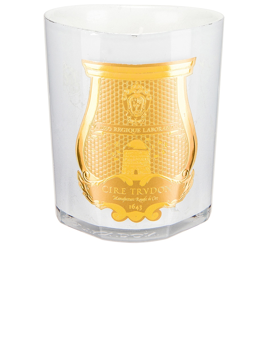 Image 1 of Cire Trudon Abd El Kader Classic Scented Candle in White
