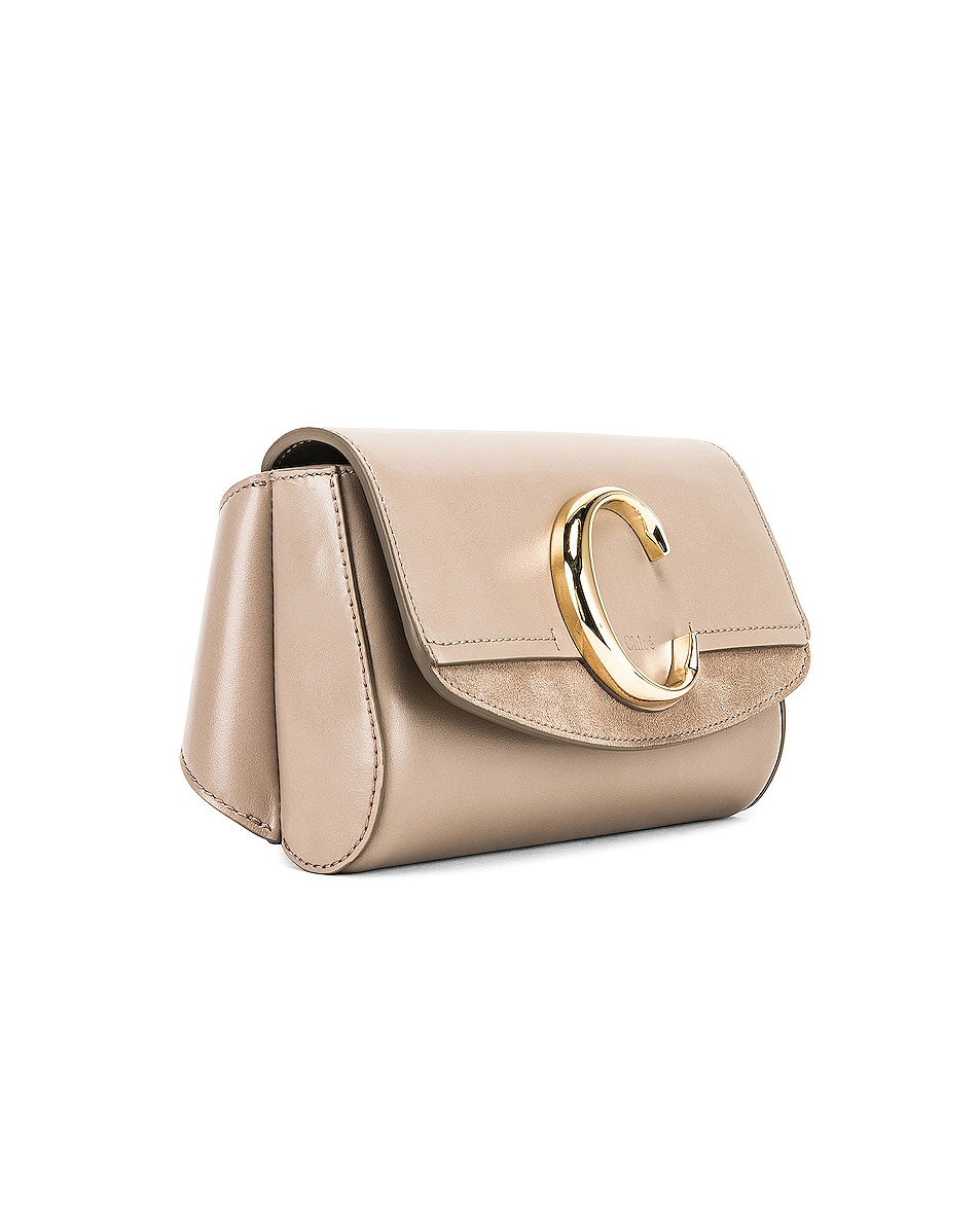 Image 4 of Chloe C Belt Bag in Motty Grey