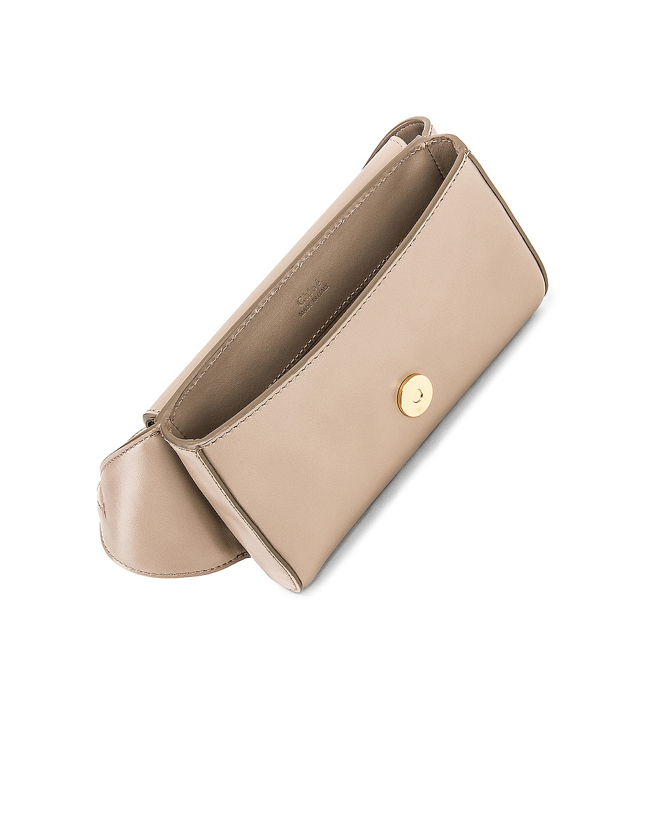 Image 5 of Chloe C Belt Bag in Motty Grey