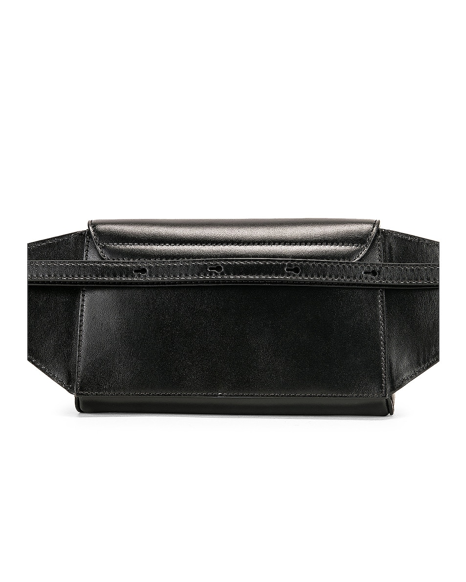 Image 3 of Chloe C Belt Bag in Black