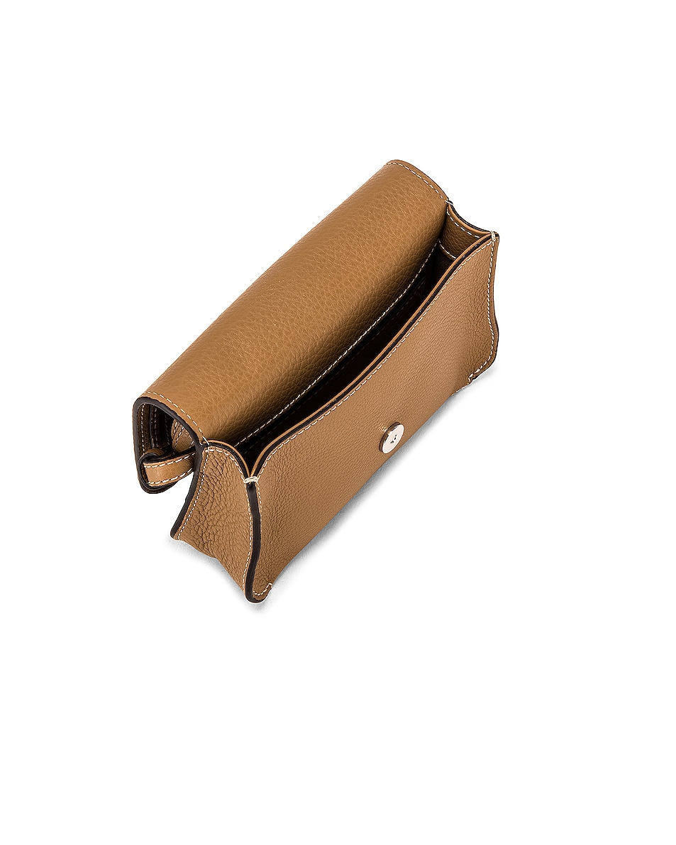 Image 5 of Chloe Marcie Belt Bag in Nut