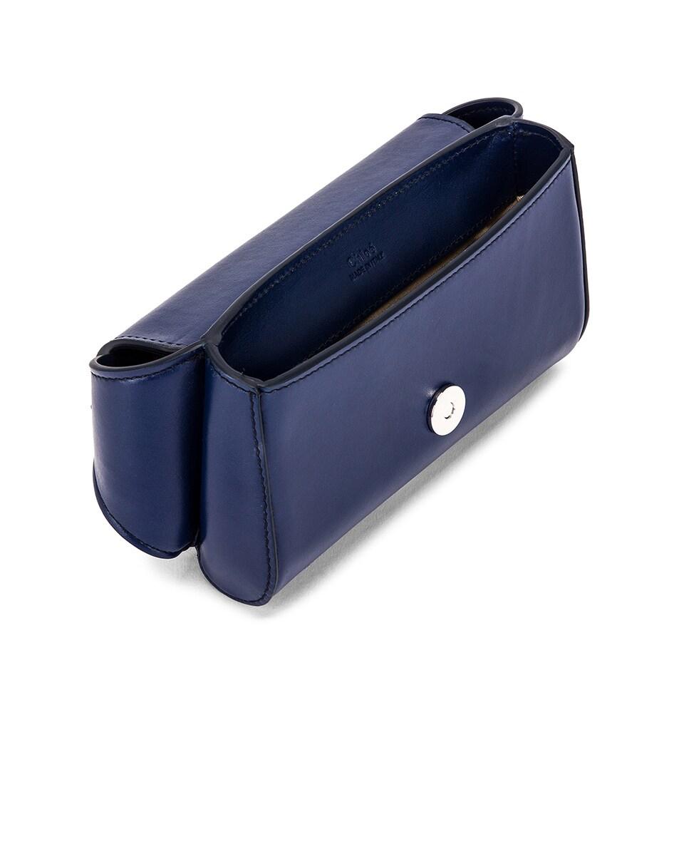 Image 5 of Chloe C Belt Bag in Captive Blue