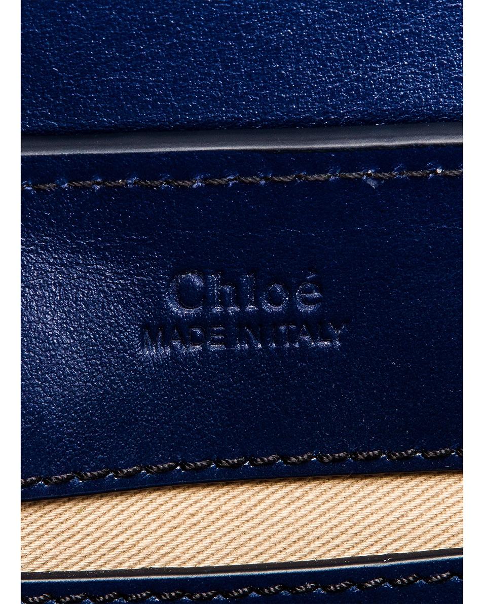 Image 6 of Chloe C Belt Bag in Captive Blue