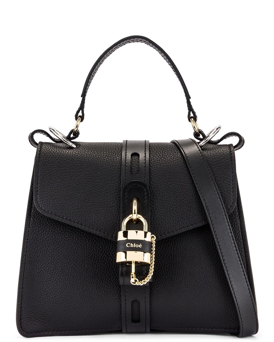 Image 1 of Chloe Medium Aby Day Bag in Black