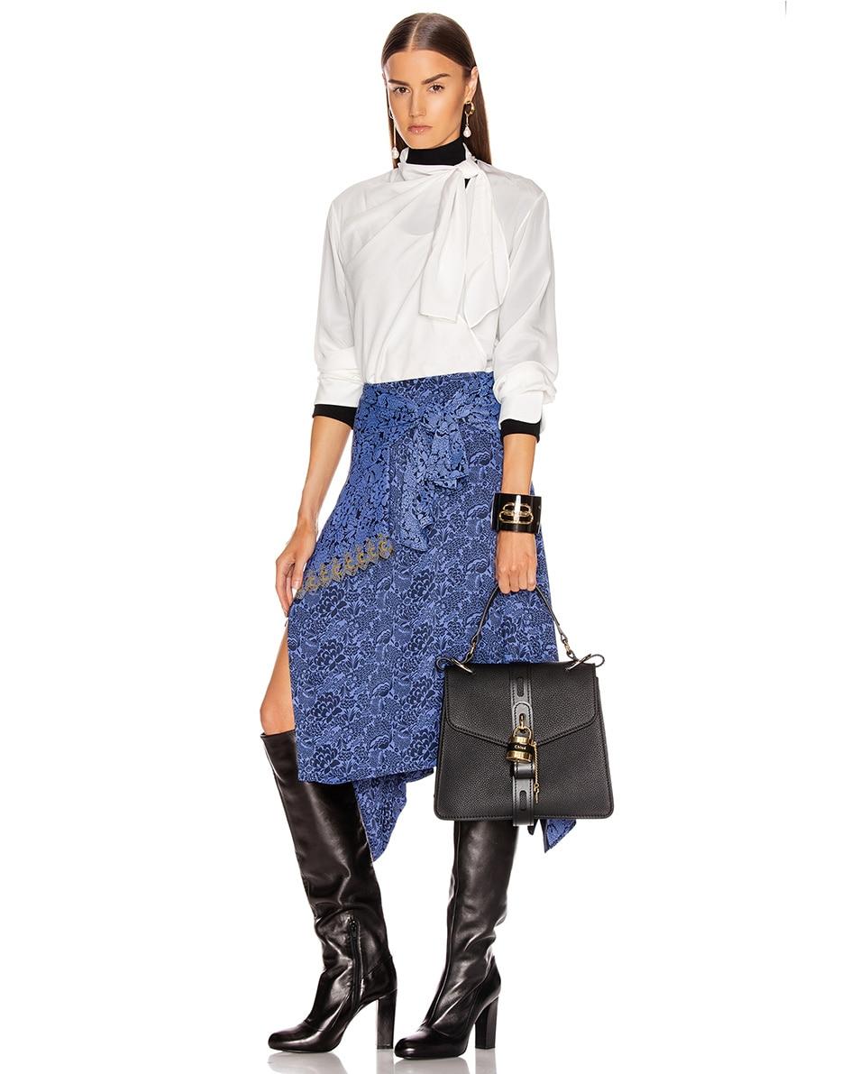 Image 2 of Chloe Medium Aby Day Bag in Black
