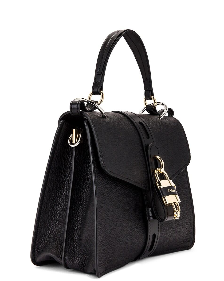 Image 4 of Chloe Medium Aby Day Bag in Black