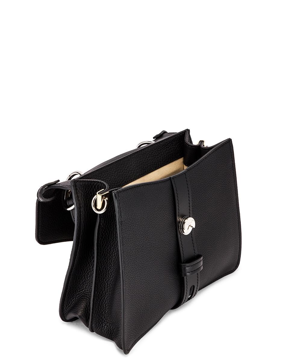 Image 5 of Chloe Medium Aby Day Bag in Black