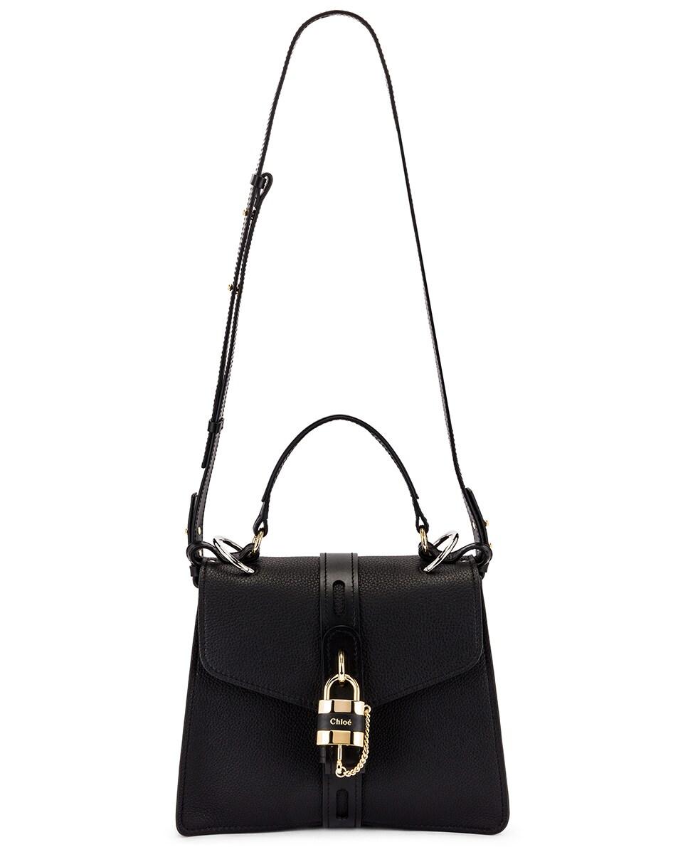 Image 6 of Chloe Medium Aby Day Bag in Black