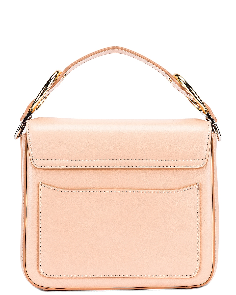 Image 3 of Chloe Small C Box Bag in Delicate Pink