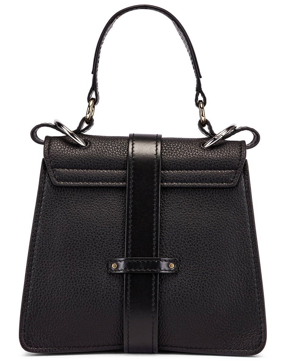 Image 3 of Chloe Small Aby Day Bag in Black