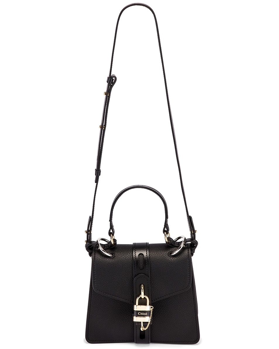 Image 6 of Chloe Small Aby Day Bag in Black